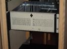 Der Zweitserver zur Aufnahme des HV-Diff-SCSI-Controllers entsteht